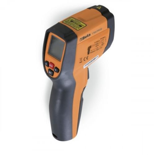 Bezkontaktowy termometr cyfrowy na podczerwień z podwójnym laserowym wskaźnikiem Beta 1760/IR500