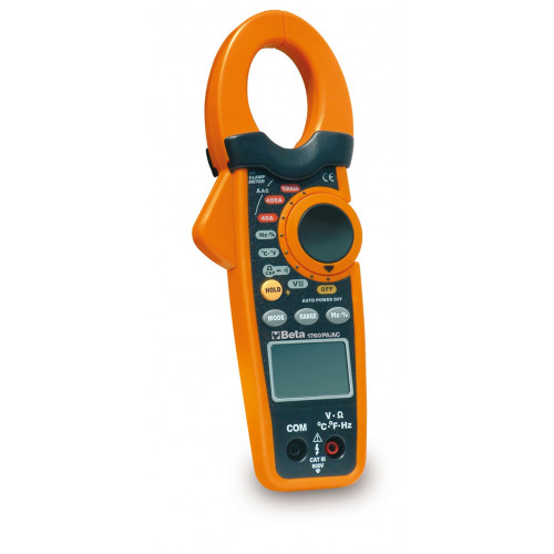 Miernik cęgowy do pomiaru prądu AC Beta 1760PA/AC