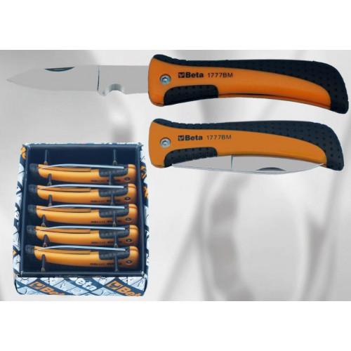 Pakiet dystrybucyjny 105 noży ze stali nierdzewnej Beta 1777BM