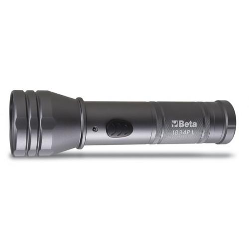 Latarka LED o wysokiej jasności do 500 lumenów Beta 1834PL