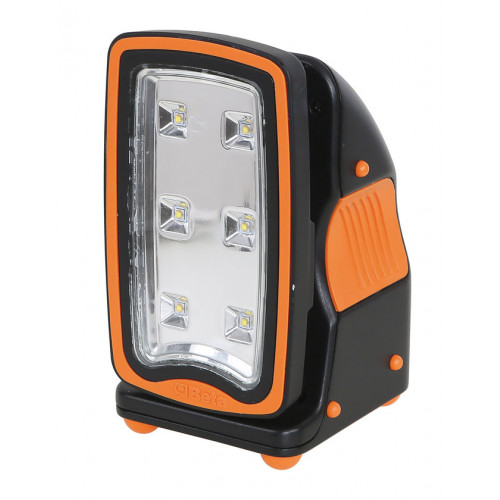 Lampa akumulatorowa LED 12V/230V Beta 1838FLASH