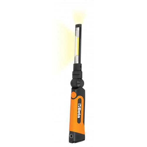 Lampa inspekcyjna LED akumulatorowa z przegubem Beta 1838SLR