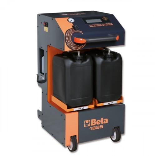 Urządzenie do wymiany oleju w automatycznych skrzyniach biegów Beta 1885