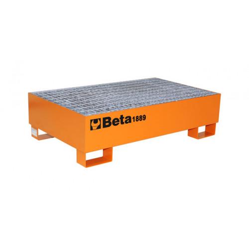 Podest stalowy do przechowywani beczek 200l Beta 1889