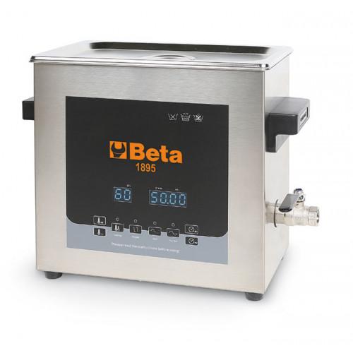 """Myjka ultradźwiękowa 27l ze specjalną funkcją """"degas"""" (odgazowania) Beta 1895/27"""