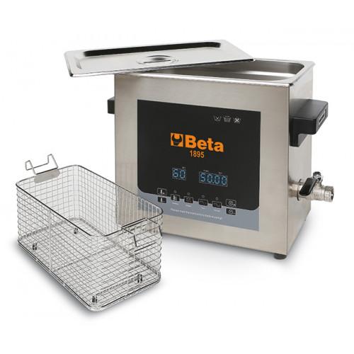 """Myjka ultradźwiękowa ze specjalną funkcją """"degas"""" Beta 1895/6"""
