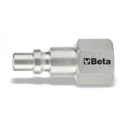 Króćce szybkozłączy profil europejski gwint wewnętrzny (BSPT) Beta 1916GF