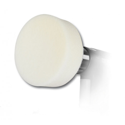Krążek polerski biały z bardzo miękką gąbką Beta 1937/KL-DSB