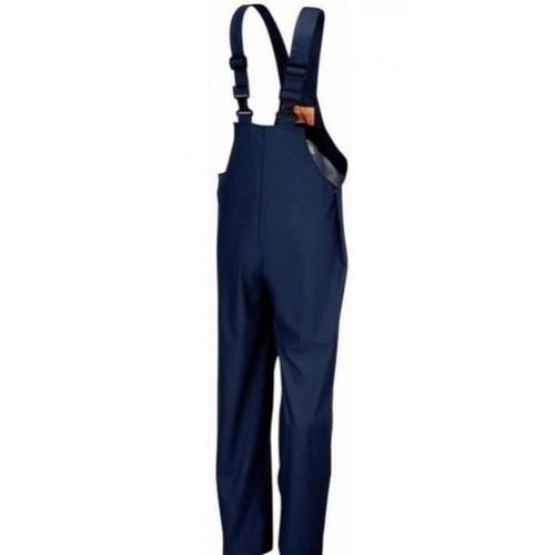 Spodnie na szelkach z materiału PCW wodoodporne Beta 7973