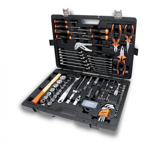 Zestaw 108 narzędzi w walizce Beta 2047E/C108