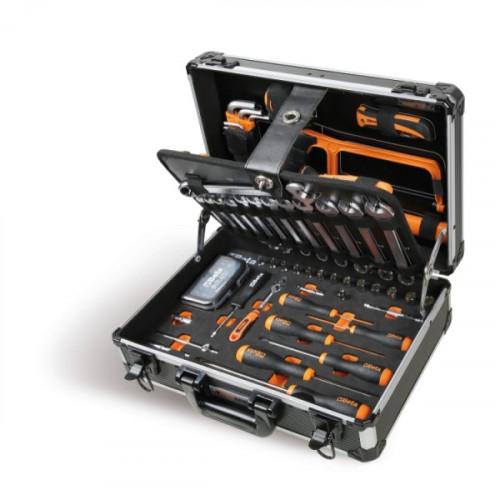 Zestaw 100 narzędzi w walizce Beta 2054E/E-100