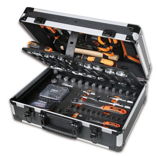 Zestaw 163 narzędzi w walizce Beta 2056E