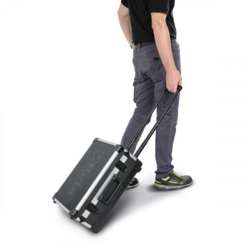 Zestaw 163 narzędzi Easy w walizce na kółkach Beta 2056TE/E-20
