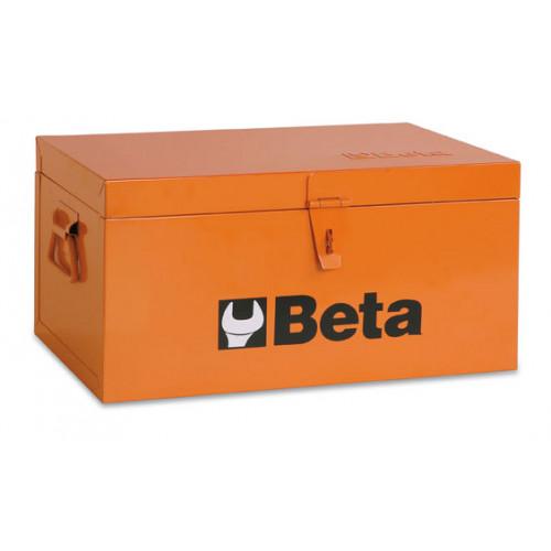 Skrzynia narzędziowa długa z blachy stalowej Beta 2200/C22WLO