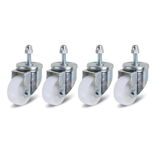 Cztery wymienne koła Beta 3026/R0.5 do podpory hydraulicznej Beta 3026