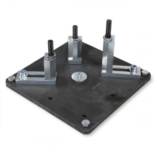 Narzędzie do montażu/demontażu piast, łożysk i elementów metalowo-gumowych, do użytku z prasą Beta 3027/PR