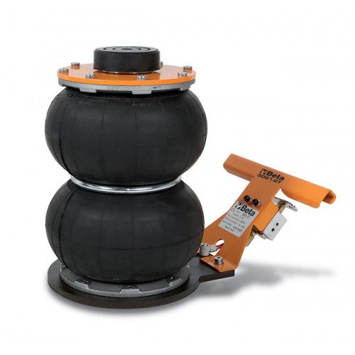 Dźwignik pneumatyczny dwustopniowy Beta 3061/2T - udźwig: 2t