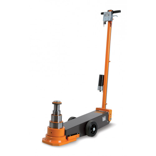 Dźwignik hydrauliczny z napędem pneumatycznym Beta 3067/70-13T - udźwig: 70-43-23-13 t