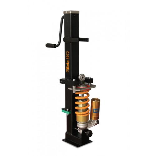 Mechaniczny przyrząd do demontażu sprężyn do pojedynczego amortyzatora i widelców Beta 3072