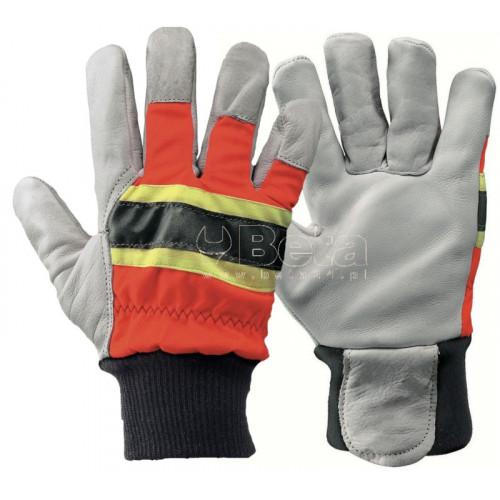 Rękawice ze skóry bydlęcej i poliestru HV230 MAC-TUK 320040