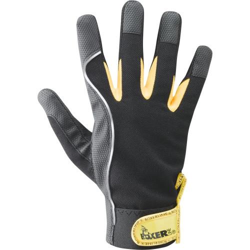 Rękawice techniczne z materiału syntetycznego Boxer 388044