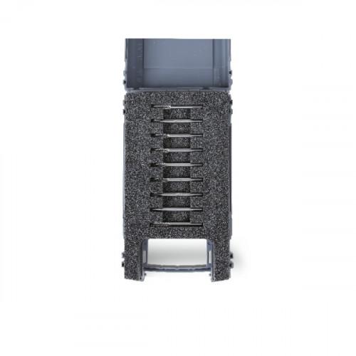 Zestaw 9 pilników obrotowych 3mm z węglika spiekanego Beta 426MD-3/A9