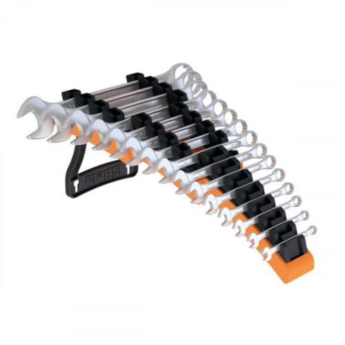 Komplet 15 kluczy płasko-oczkowych Beta 42NEW/SP15 - rozmiary: 6-24mm