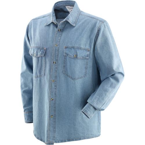 Koszula dżinsowa jasnoniebieska Greenbay 431015