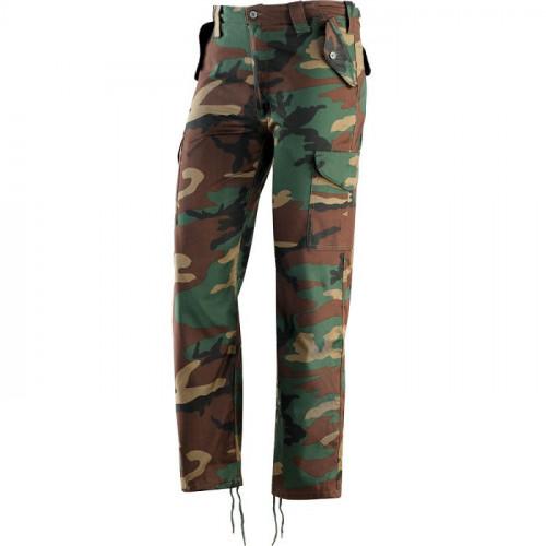 Spodnie moro z wieloma kieszeniami Greenbay 437046/L_W