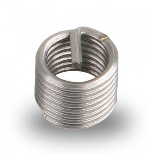 Wkłady spiralne ze stali nierdzewnej do naprawu gwintów, do 437C