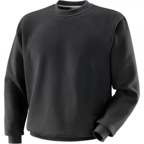 Bluza czarna z okrągłym dekoltem Greenbay 455031