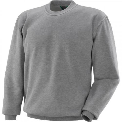 Bluza szara z okrągłym dekoltem Greenbay 455033