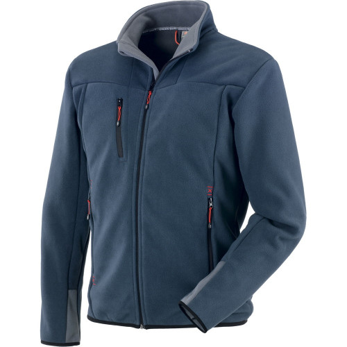 """Kurtka polarowa """"NAVIS"""" niebieska Greenbay 455055/S"""