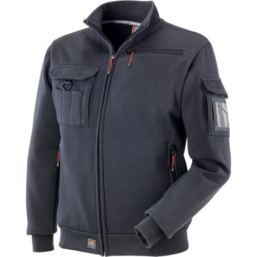 Bluza Brez Multipocket granatowa Greenbay 455080/XXL