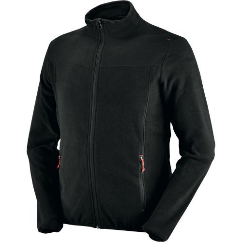 Bluza GSTAAD czarna z mikropolaru Greenbay 455096