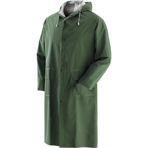 Płaszcz przeciwdeszczowy długi zielony Greenbay 462049/XL