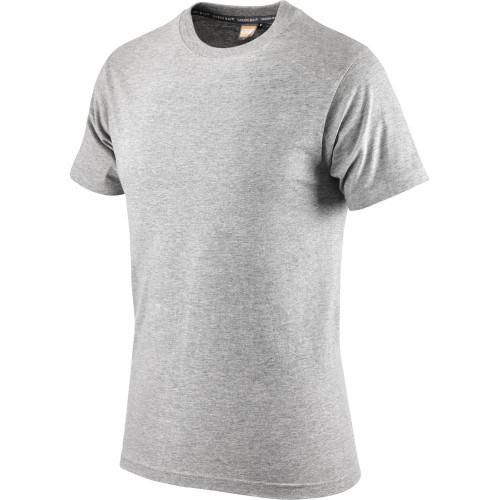 T-shirt szary bawełniany Greenbay 471007