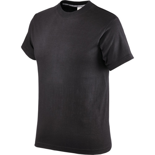 T-shirt czarny bawełniany Greenbay 471008
