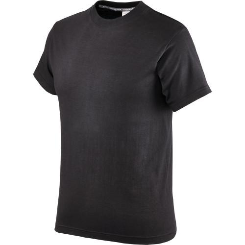 T-shirt czarny bawełniany Greenbay 471008/XXL
