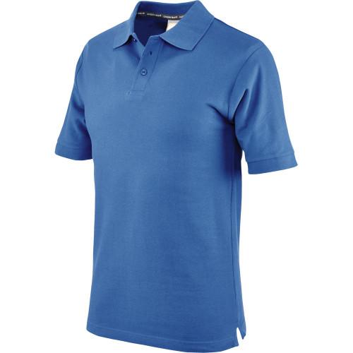 Koszulka polo ECO bawełniana niebieska Greenbay 471030