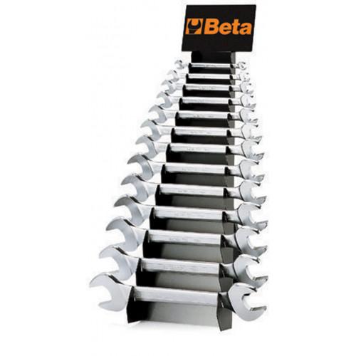 Komplet 13 kluczy płaskich dwustronnych Beta 55/SP13 - rozmiar: 6-32mm