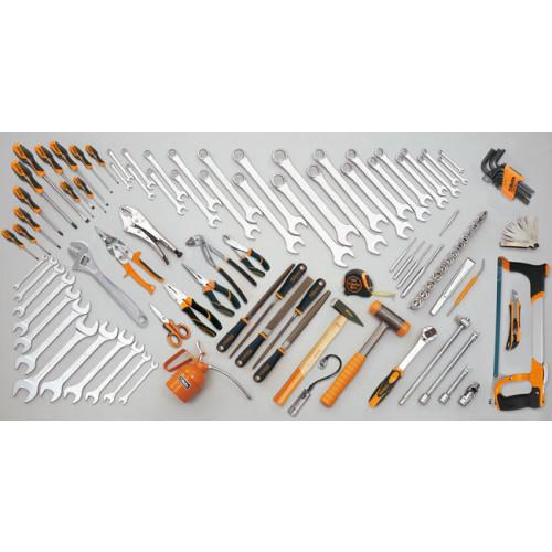 Zestaw 107 narzędzi do użytku przemysłowego Beta 5902VI