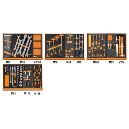 Zestaw 170 narzędzi do obsługi pojazdów Beta 5904VG/2M