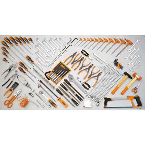 Zestaw 132 narzędzi do obsługi pojazdów Beta 5904VG/3