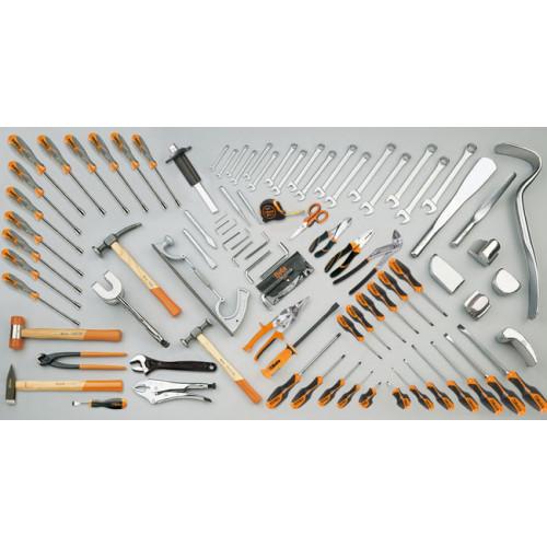 Zestaw 94 narzędzi do warsztatów samochodowych Beta 5905VG/1