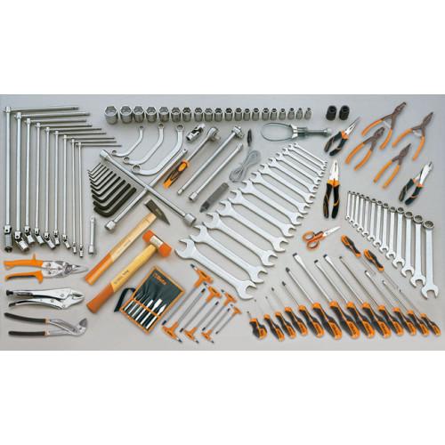 Zestaw 118 narzędzi do obsługi pojazdów Beta 5905VG/2
