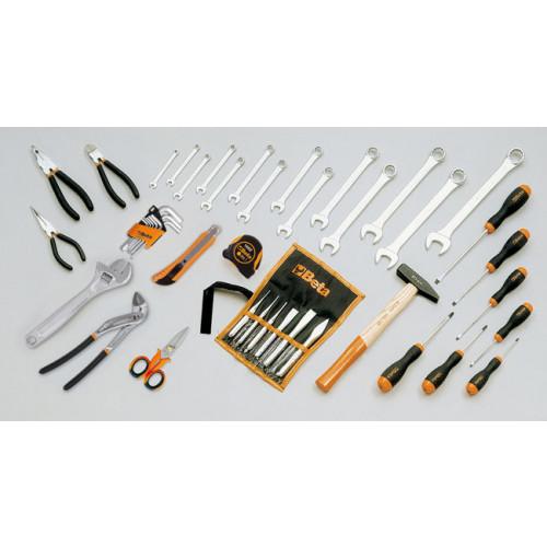 Zestaw 45 narzędzi uniwersalnych Beta 5915VU/1