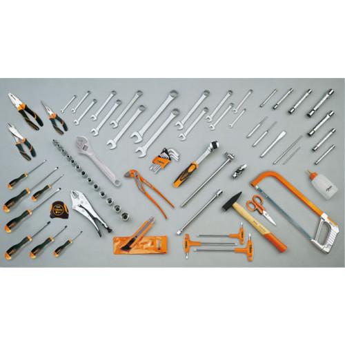 Zestaw 75 narzędzi do użytku uniwersalnego Beta 5915VU/3