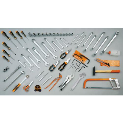 Zestaw 68 narzędzi uniwersalnych Beta 5915VUAS