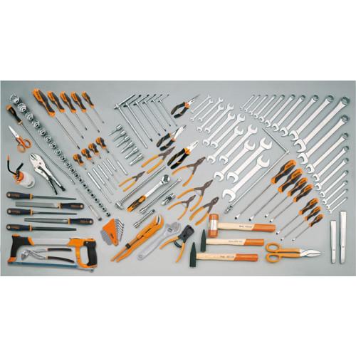 Zestaw 137 narzędzi do utrzymania ciąłości ruchu w przemyśle Beta 5953VI